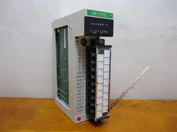 Hình ảnh của High Speed Counter PLC SHARP JW-21HC